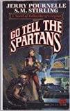 Book Cover Go Tell the Spartans : A Novel of Falkenberg's Legion