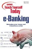 Book Cover Sams Teach Yourself e-Banking Today (Sams Teach Yourself Today)
