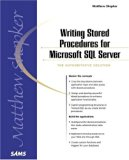 Book Cover Writing Stored Procedures for Microsoft SQL Server