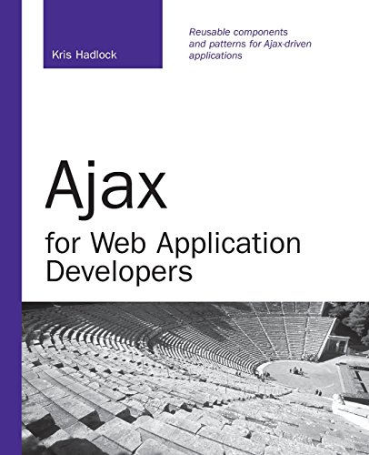 Book Cover Ajax for Web Application Developers