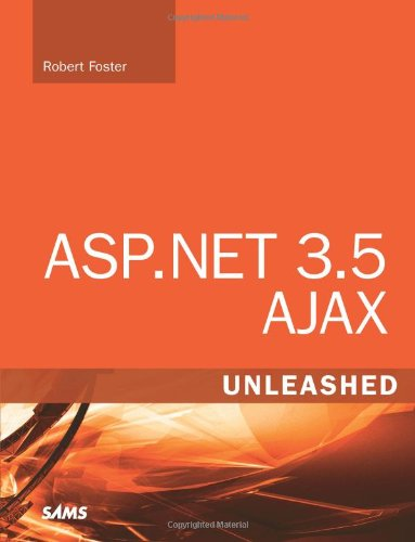 Book Cover ASP.NET 3.5 AJAX Unleashed