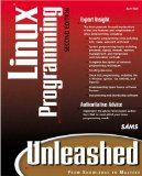 Book Cover Linux Programming Unleashed (2nd Edition)