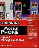 Book Cover Beginning Mobile Phone Game Programming