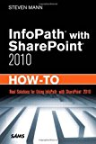 Book Cover InfoPath with SharePoint 2010 How-To
