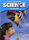 Book Cover Scott Foresman Science Lab Manual: Grade 1