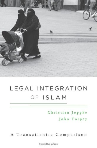 Book Cover Legal Integration of Islam: A Transatlantic Comparison