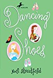 Book Cover Dancing Shoes (The Shoe Books)