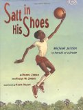 Book Cover Salt In His Shoes: Michael Jordan in Pursuit of a Dream
