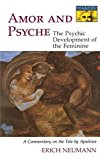 Book Cover Amor and Psyche (Mythos Books)