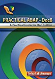 Book Cover Practical ABAP - DocB: A Practical Guide for Doc Builder
