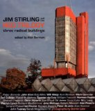 Book Cover Jim Stirling and the Red Trilogy: Three Radical Buildings