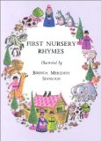 Book Cover First Nursery Rhymes (First Books (Lutterworth))