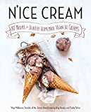 Book Cover N'ice Cream: 80+ Recipes for Healthy Homemade Vegan Ice Creams