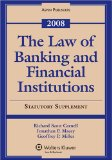Book Cover The Law of Banking and Financial Institutions  2008, Statutory Supplement