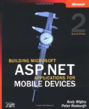 Book Cover Building Microsoft® ASP.NET Applications for Mobile Devices (Developer Reference)