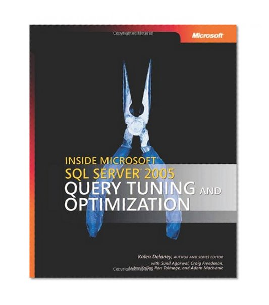 Book Cover Inside Microsoft® SQL Server™ 2005: Query Tuning and Optimization (Developer Reference)