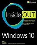 Book Cover Windows 10 Inside Out