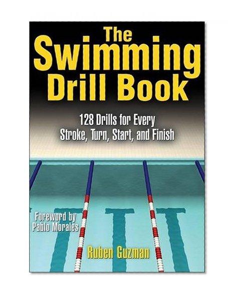 Book Cover The Swimming Drill Book