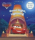 Book Cover Good Night, Lightning (Disney/Pixar Cars) (Glow-in-the-Dark Board Book)