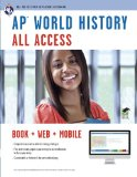 Book Cover AP® World History All Access Book + Online + Mobile (Advanced Placement (AP) All Access)