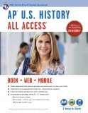 Book Cover AP® U.S. History All Access Book + Online + Mobile (Advanced Placement (AP) All Access)