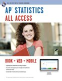 Book Cover AP® Statistics All Access Book + Online + Mobile (Advanced Placement (AP) All Access)