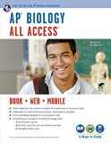 Book Cover AP® Biology All Access Book + Online + Mobile (Advanced Placement (AP) All Access)