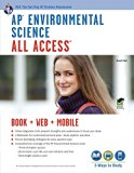 Book Cover AP® Environmental Science All Access Book + Online + Mobile (Advanced Placement (AP) All Access)