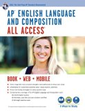 Book Cover AP® English Language & Composition All Access Book + Online + Mobile (Advanced Placement (AP) All Access)