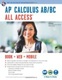 Book Cover AP® Calculus AB/BC All Access Book + Online + Mobile (Advanced Placement (AP) All Access)