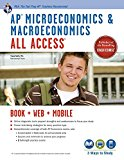 Book Cover AP® Micro/Macroeconomics All Access Book + Online + Mobile (Advanced Placement (AP) All Access)