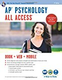 Book Cover AP® Psychology All Access Book + Online + Mobile (Advanced Placement (AP) All Access)