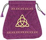 Book Cover Triple Goddess Velvet Bag (Bolsas de Lo Scarabeo Tarot Bags From Lo Scarabeo)