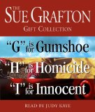 Book Cover Sue Grafton GHI Gift Collection: