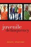 Book Cover Juvenile Delinquency