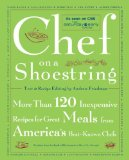 Book Cover Chef on a Shoestring: More Than 120 Inexpensive Recipes for Great Meals from America's Best Known Chefs