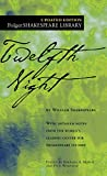 Book Cover Twelfth Night (Folger Shakespeare Library)