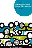 Book Cover Sociolinguistics and Mobile Communication (Edinburgh Sociolinguistics EUP)
