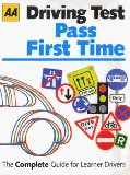 Book Cover Driving Test: Pass First Time (AA Illustrated Reference)