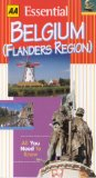 Book Cover Essential Belgium (Flanders Region) (AA World Travel Guides)