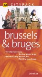 Book Cover Brussels and Bruges (AA Citypacks)