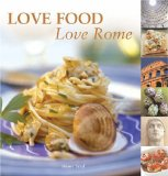 Book Cover Love Food Love Rome