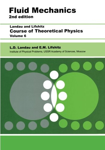 Book Cover Fluid Mechanics, Second Edition: Volume 6 (Course of Theoretical Physics S)