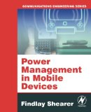 Book Cover Power Management in Mobile Devices (Communications Engineering)