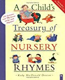 Book Cover A Child's Treasury of Nursery Rhymes