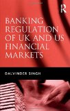 Book Cover Banking Regulation of UK and US Financial Markets