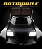 Book Cover Batmobile Owner's Manual