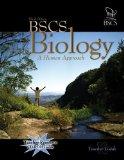 Book Cover BSCS Biology: A Human Approach: Teacher Guide