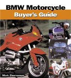 Book Cover BMW Motorcycle Buyer's Guide
