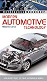 Book Cover Modern Automotive Technology: How Every Part of Your Automobile Works